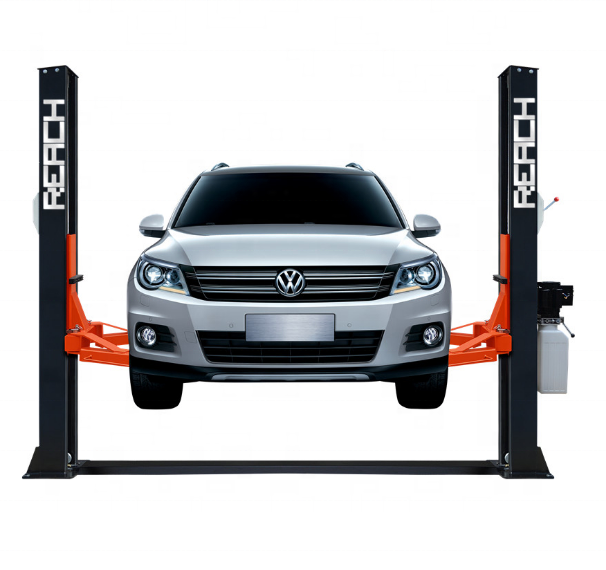 RH-B4KMS Two post hydraulic garage car lift with 4000kg Featured Image