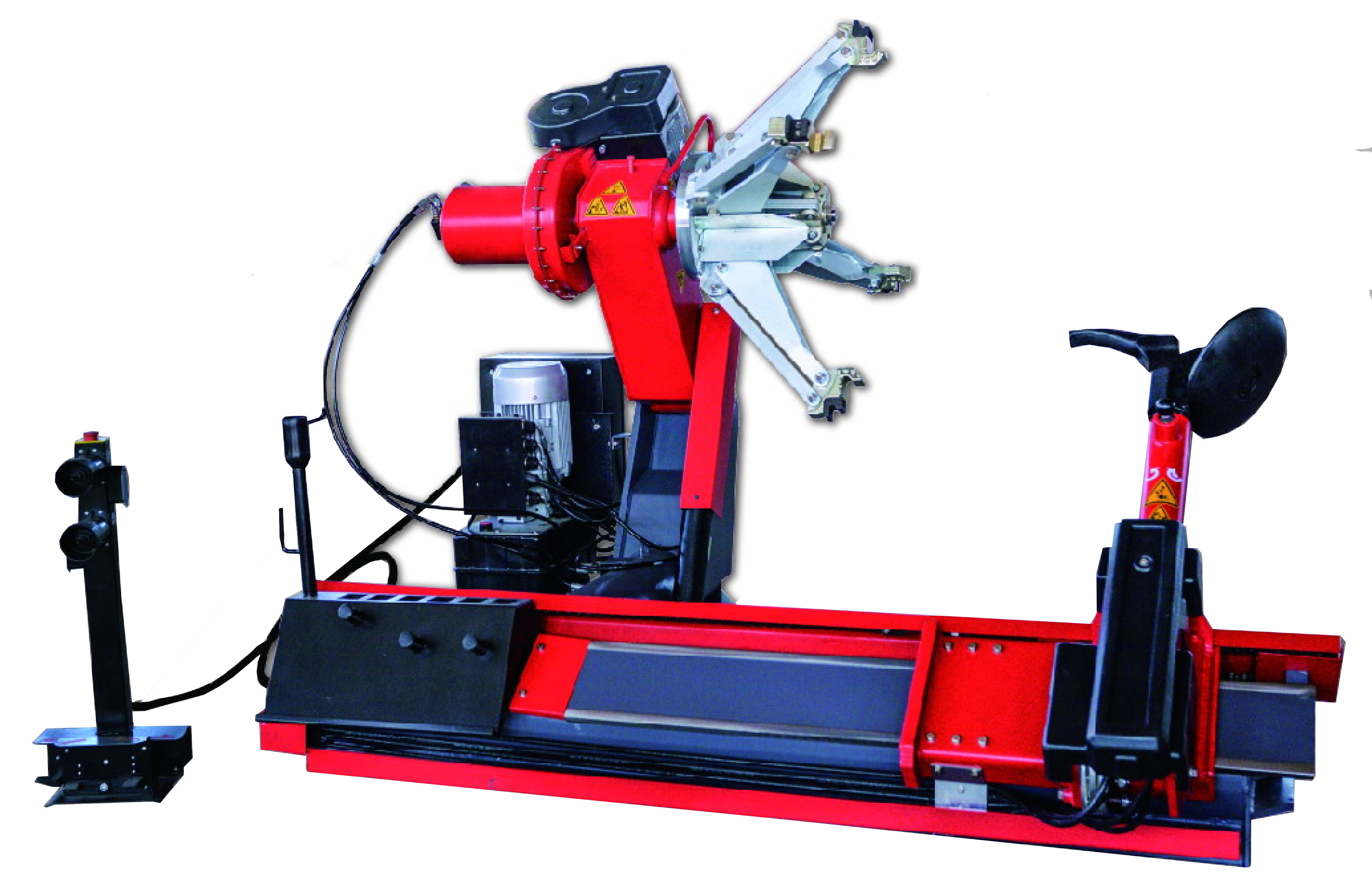 Truck Tyre changer RH-980 Featured Image