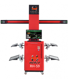 3D automotive equipment wheel alignment with low price