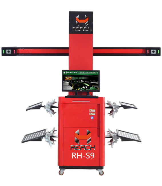 3D automotive equipment wheel alignment with low price Featured Image