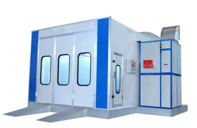 RH-AF High Quality With Low Price Car Baking Spray Booth Featured Image