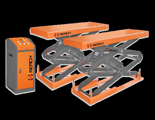 Hydraulic garage scissor car lift Featured Image