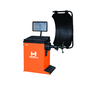 RH-E600 Intelligent Tyre Wheel Balancer Machine