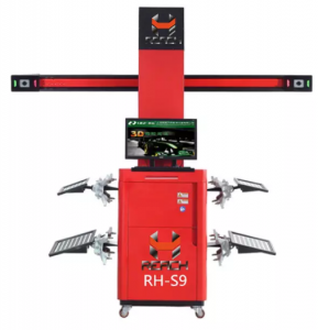 RH-S9 3D automotive equipment wheel alignment with low price