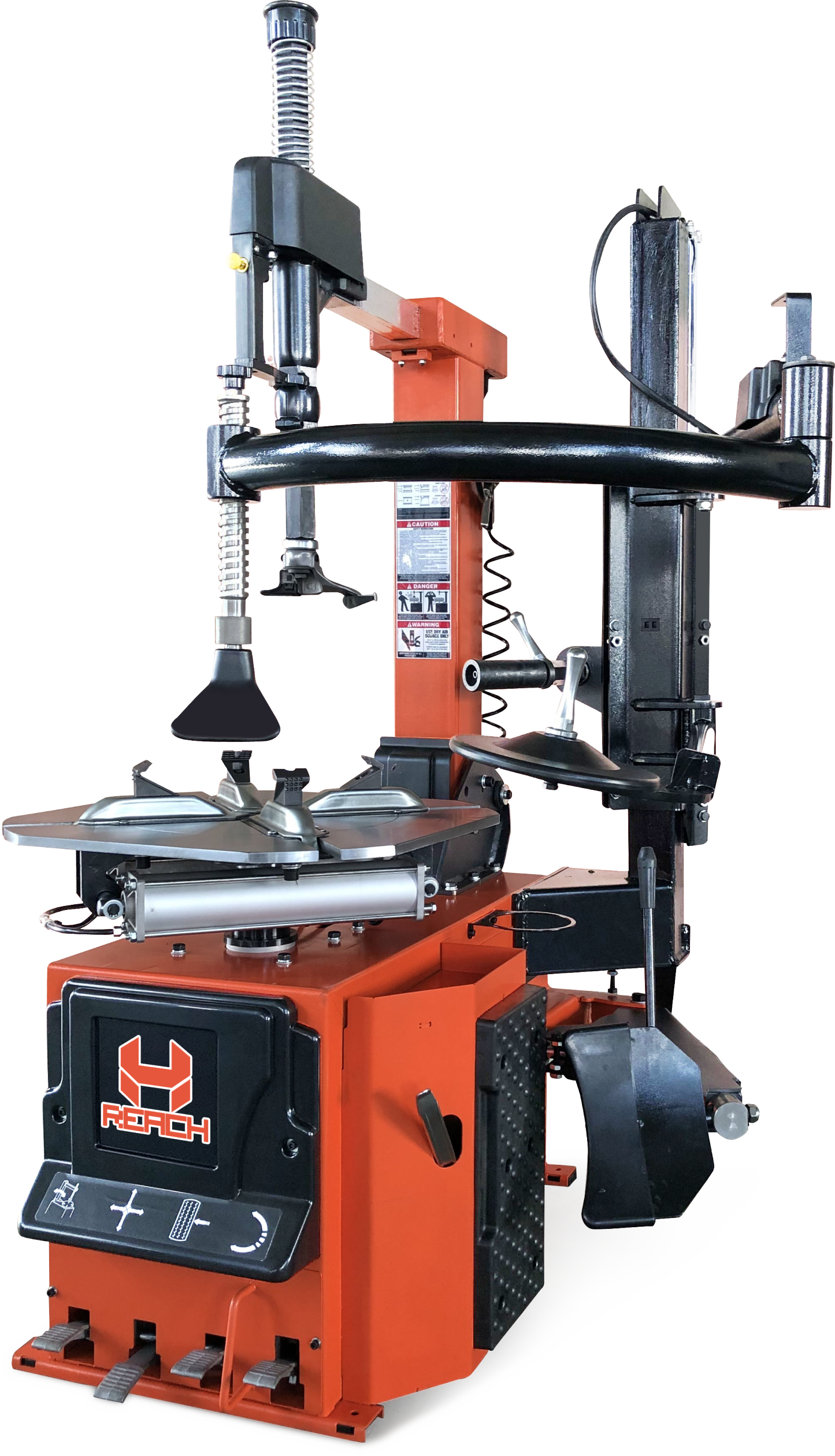 RH-850M Automatic tire changer machine and tyre changing equipment Featured Image