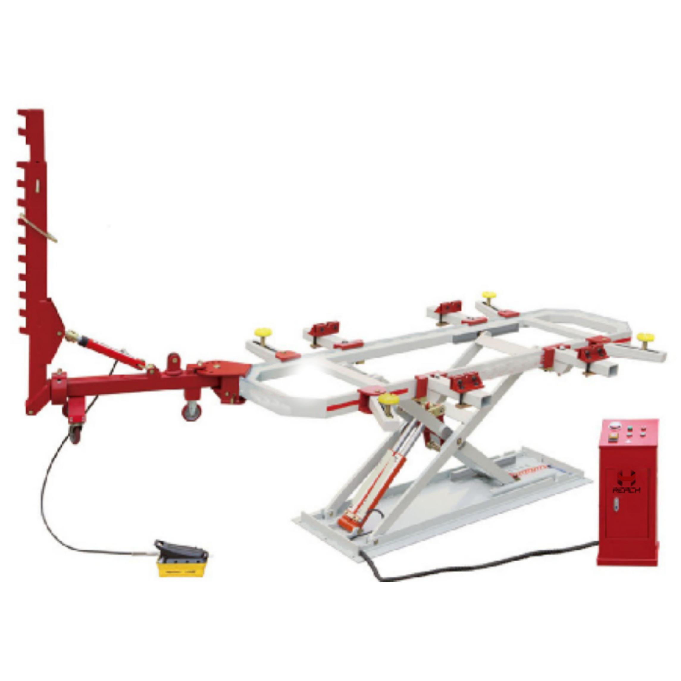 RH-300 Car bench/Collision Repair System/Auto Frame machine Featured Image