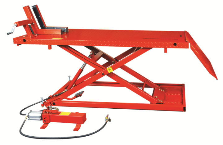 Hot Sale Heavy Duty Scissor Motorcycle Lift Featured Image