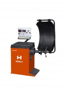 RH-E300 Tire machine wheel balance equipment car wheel balancer