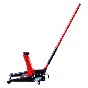 Hot Sell High Quality Car Dual Pumps hydraulic Low Profile crocodile jack 3T with CE and reinforced arm