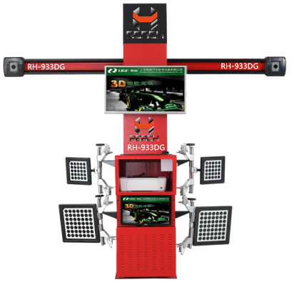 3D wheel machine Wheel Aligner Featured Image