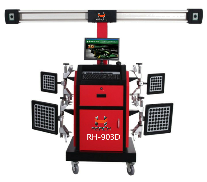 Cheap price of 3D wheel aligner factory price Featured Image