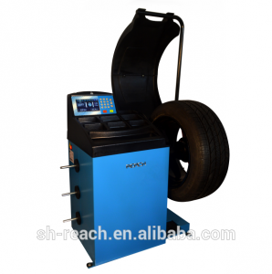 New design wheel alignment machine price/wheel balancer