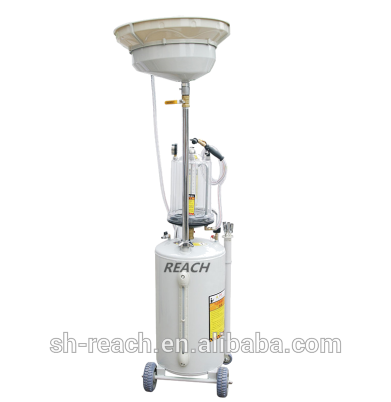 Collecting Oil Machine with glass tank Featured Image