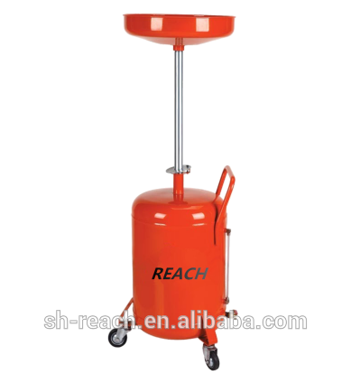 Pneumatic waste oil equipment Collect oil machine for sale Featured Image