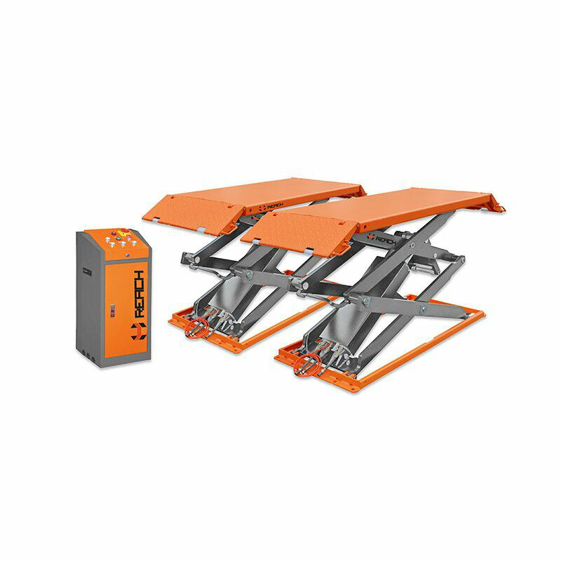 3ton scissor car lift in ground on sale Featured Image