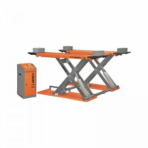 Portable Mid-Rise Scissor Lift With CE