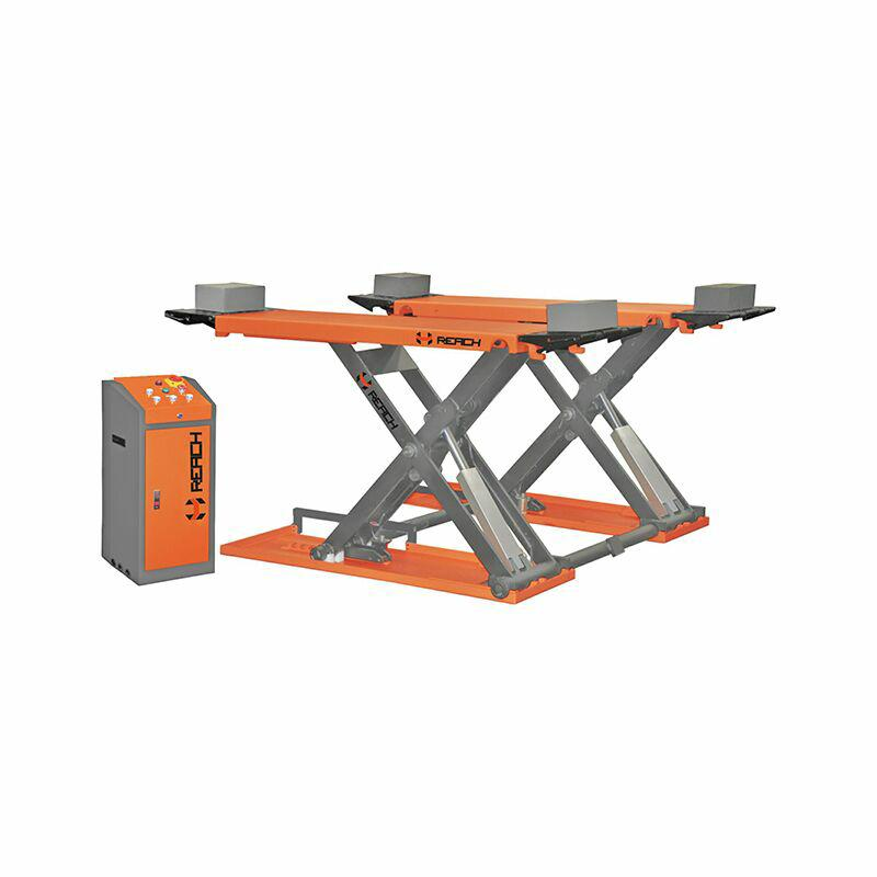 Portable Mid-Rise Scissor Lift With CE Featured Image