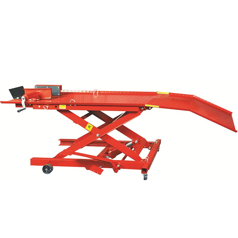 800LBS hydraulic scissor Motorcycle Lift Featured Image