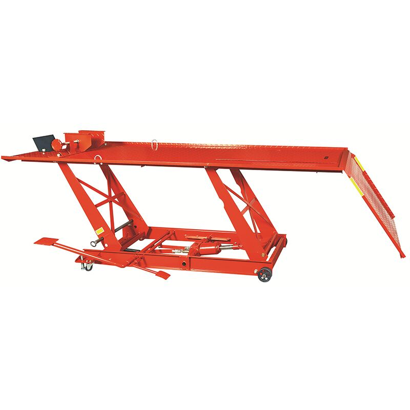 RH-1001 Aluminium Hydraulic Motorcycle Lift Featured Image