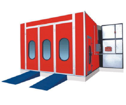 China supplier CE auto paint booth/car paint/spray booth Featured Image
