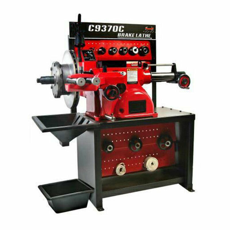 Car maintenance equipment break lathe C9370C Featured Image