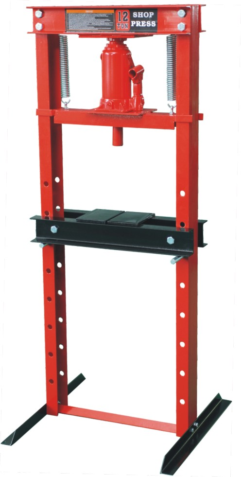 0901B Wholesale Hydraulic /Pneumatic shop press 12T Featured Image