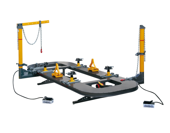 RH-9100 Car Body Frame Alignment Bench Featured Image