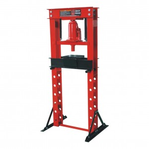 0901A 30ton benchtop hydraulic crimping tools shop press