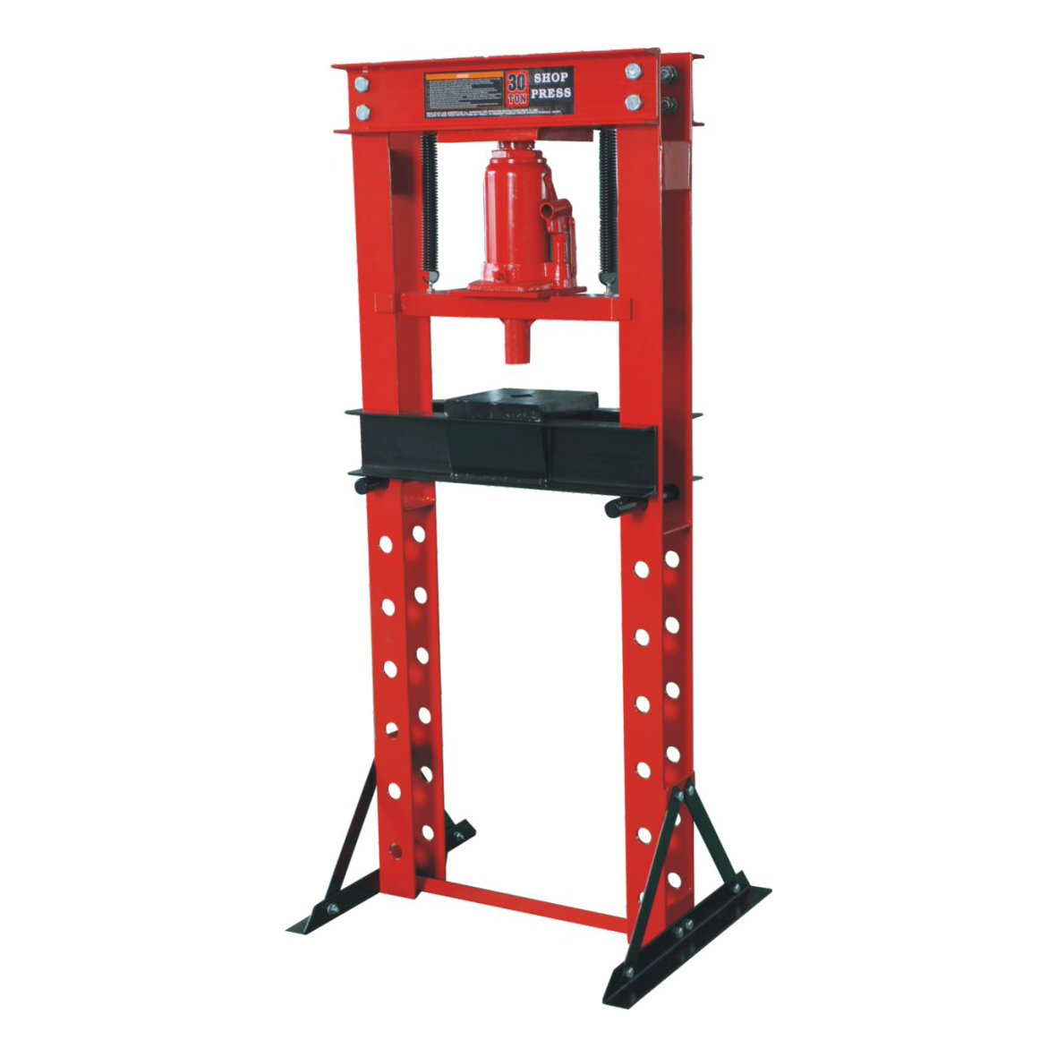 0901A 30ton benchtop hydraulic crimping tools shop press Featured Image