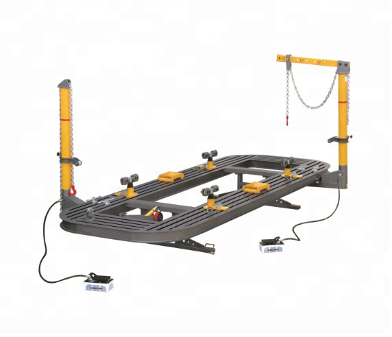 RH-1000S Car body alignment bench/ Auto body frame machine Featured Image