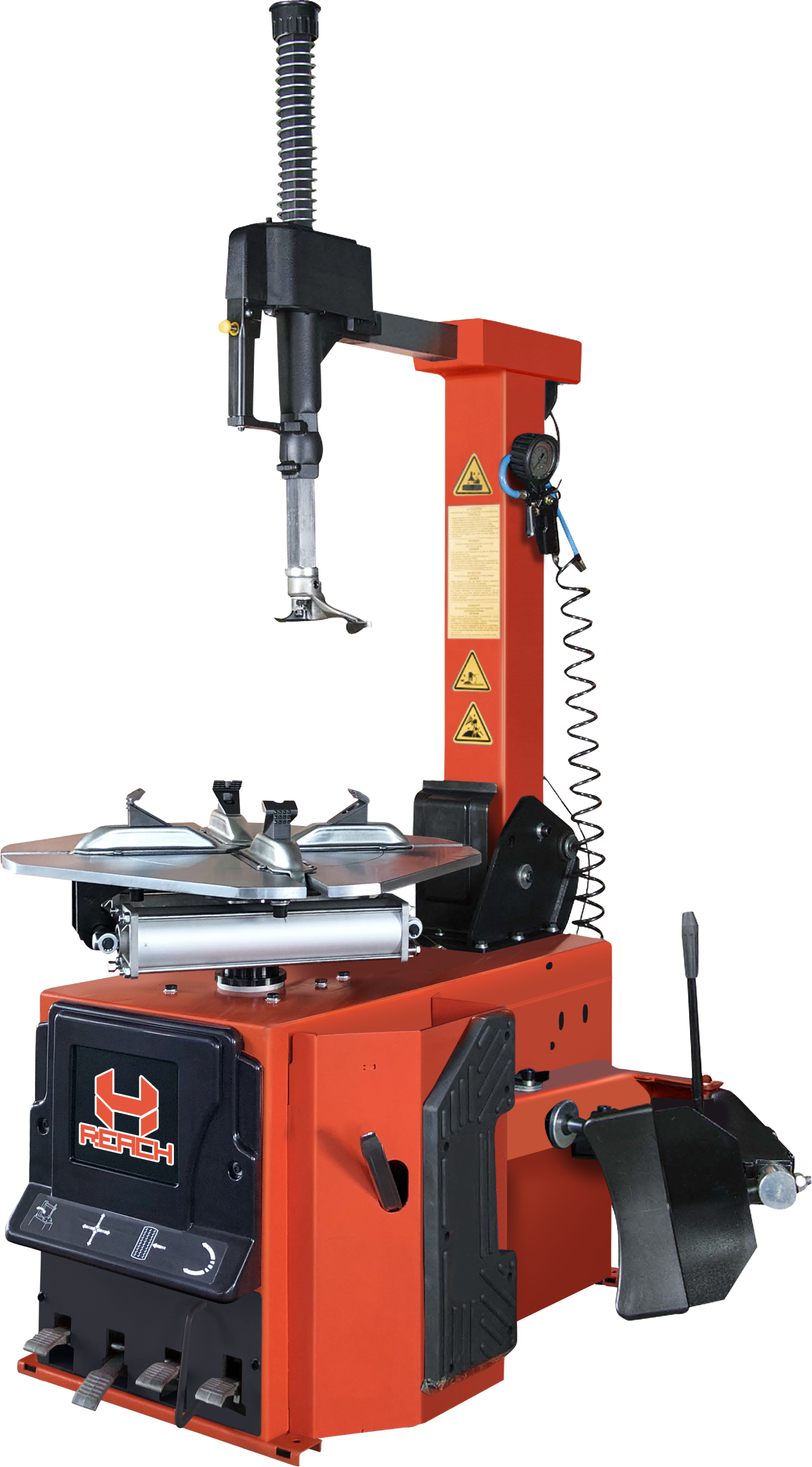 RH-850 Tyre Changer Machine Car Tire Changer Featured Image