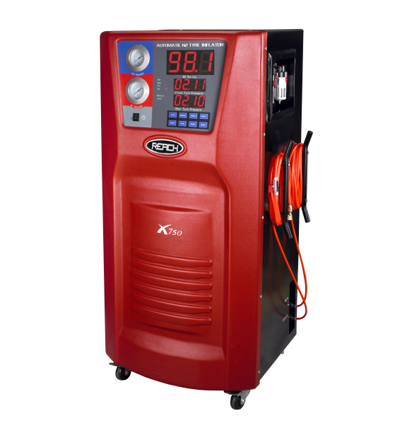 RH-750 Nitrogen Tire Inflator with automatic Featured Image