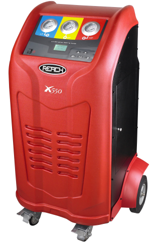 RH-X550 Auto Refrigerant Recovery Machine/ Refrigerant Handling System Featured Image