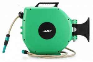 Promotion type hose reel with retractable