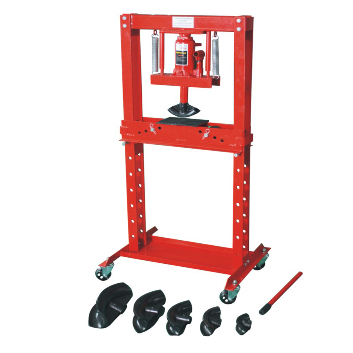 12ton benchtop hydraulic crimping tools shop press Featured Image