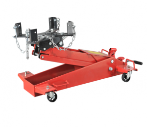 2T Transmission Jack With Portable Wheels
