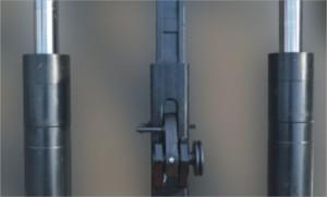 portable scissor lift with 2800kg