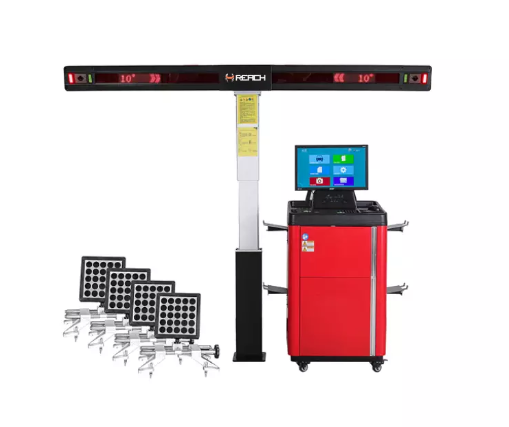 3D Car wheel aligner equipment with low price Featured Image