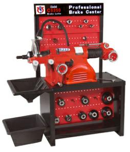 RH-C9350 HOT–car maintenance equipment break lathe