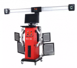CE certificated 3D car wheel aligner equipment low price