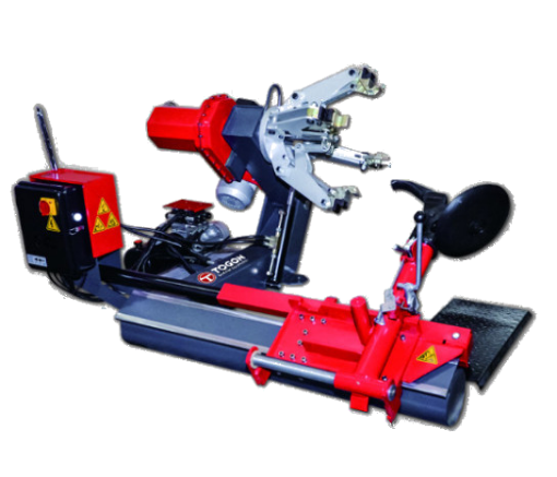 RH-568 Semi-automatic truck tyre changer machine Featured Image
