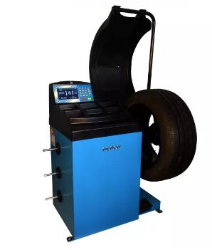 RH-400B New design wheel balancer machine Featured Image