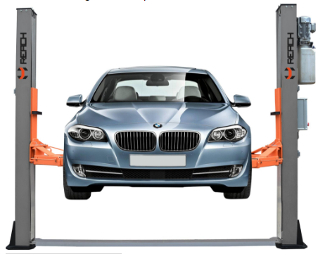 High quality electric 2 post car lift Featured Image