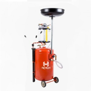 70L Other Vehicle Equipment with Engine oil extractor collecting oil machine