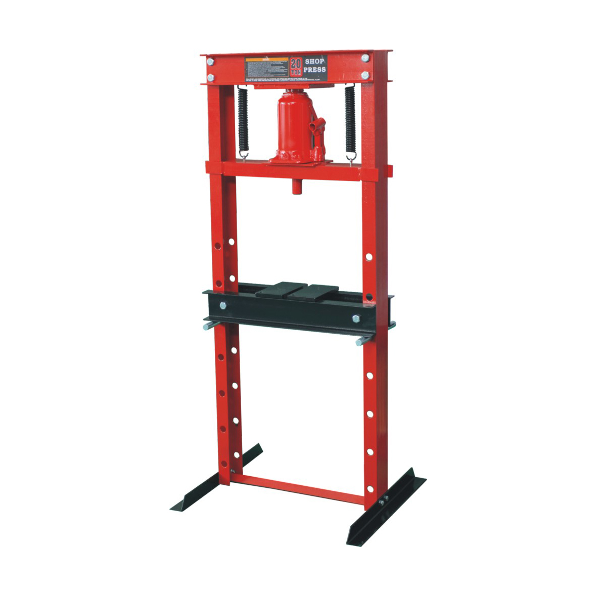 0901C Wholesale Hydraulic /Pneumatic shop press 20T Featured Image