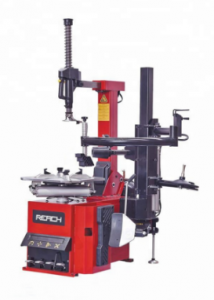 RH-650R Workshop used car tyre changer pneumatic tire changer with help arm