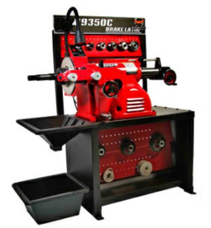 Car maintenance equipment break lathe C9350C Featured Image