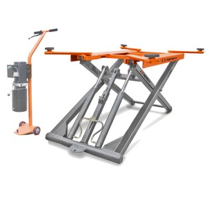 portable scissor lift with 2800kg