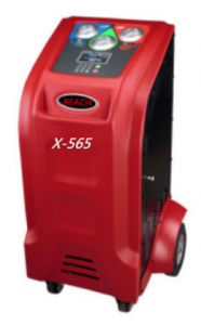 auto oil flushing refrigerant a/c system machnie
