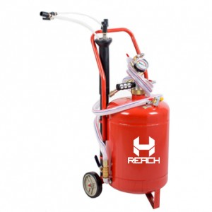 RH-3024 25L Pneumatic collecting oil machine